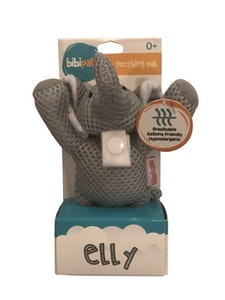 bibipals Grey Rainbow Elephant BREATHABLE - ELLY