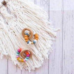 Cheeky Toes™ CHARMED Teether | BOHO Collection