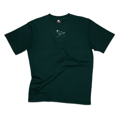 Clothing The Gaps       Heal Country Forest Green TEE