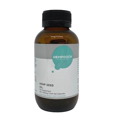 Hempooch™ Hemp Seed Oil Capsules
