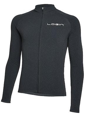 Login Cycle Club MANSOURA - Login Long Sleeve Winter Jersey