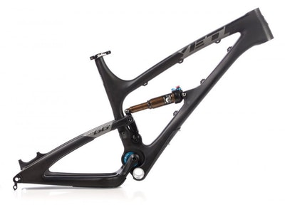 Dual Suspension MTB Frame