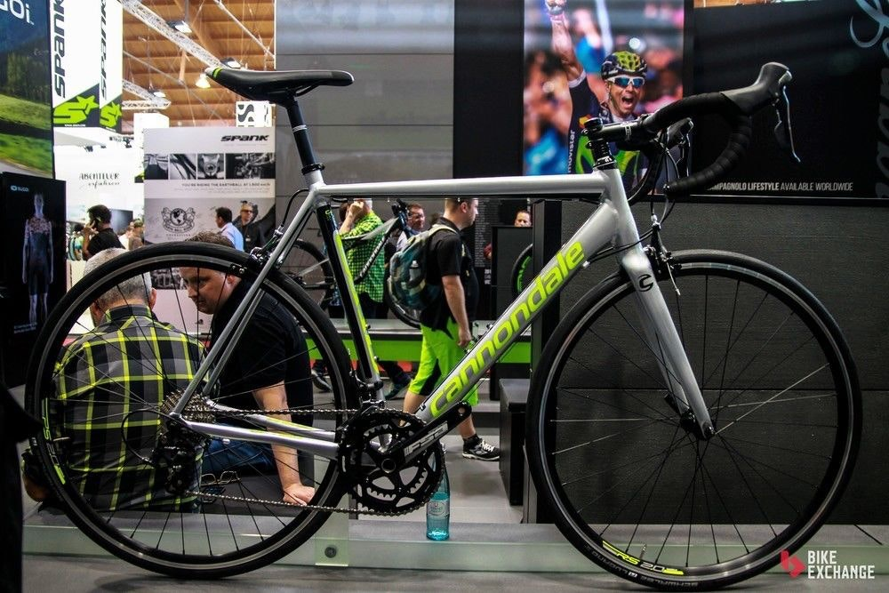 fullpage Cannondale CAAD Optimo 105 Eurobike2016