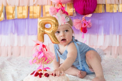 Cake Smash | First Birthday Party