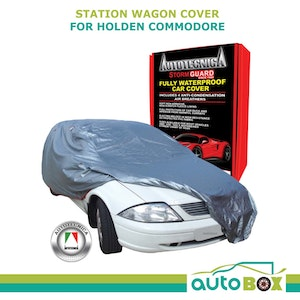 Car Cover Holden Commodore Station Wagon Storm Guard Waterproof Plush Fleece HSV
