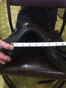 stubben scandica dressage saddle