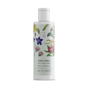 The Australian Cosmetics Company Luxury Moisturising Body Wash Wild Flower 300ml