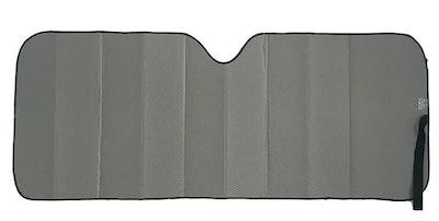 Premium Sun Shade [147cm x 68.5cm] - MATT GREY