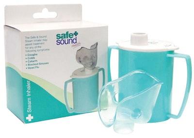 Safe + Sound Steam Inhaler