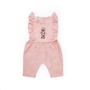Babystory Bunny with its Carrot - Romper