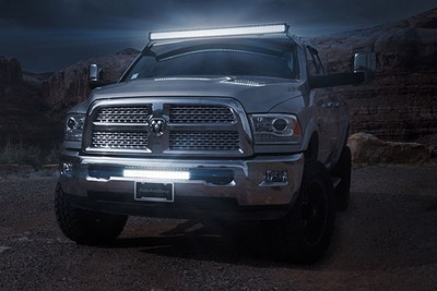 LED Light Bars against Spotlights Pros & Cons