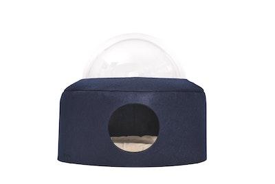 Furrytail Space Capsule Cat Bed