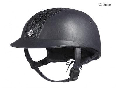 Charles Owen eLumen8 Helmet Leather