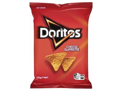 Doritos Cheese Supreme Corn Chips 170g