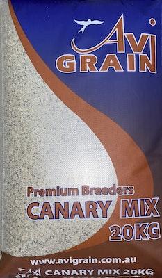 Avigrain Produce Canary Mix Avigrain