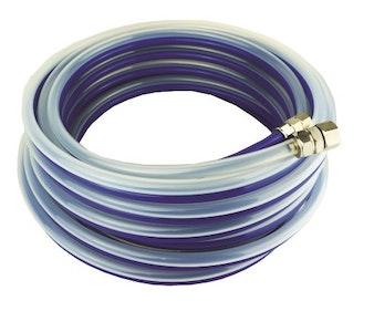 Combined Pressure Pot Air Paint Fluid Hose 10mt