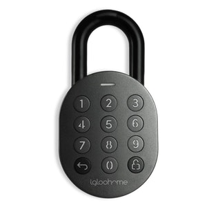 Igloohome Smart Bluetooth Padlock with Pin Code