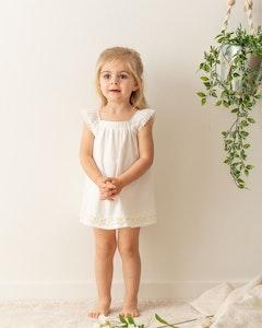Certified Organic Cotton Daisy Dress