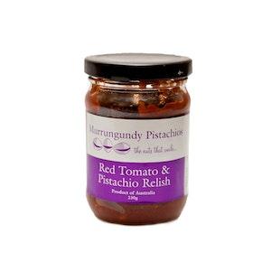 Murrungundy Red Tomato & Pistachio Relish
