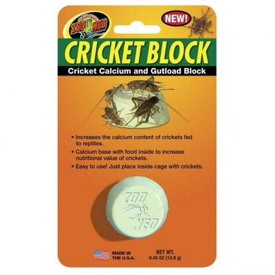 ZooMed Zoo Med Cricket Block 12.9g