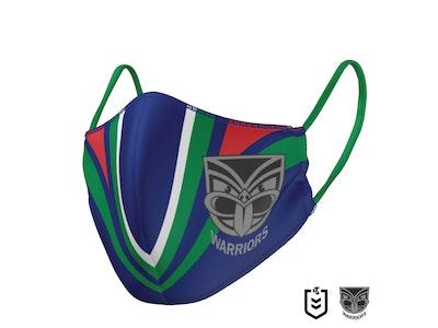 The Mask Life New Zealand Warriors Face Mask