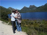 Cradle Mountain  adventure picture Ross and Jo Whitty