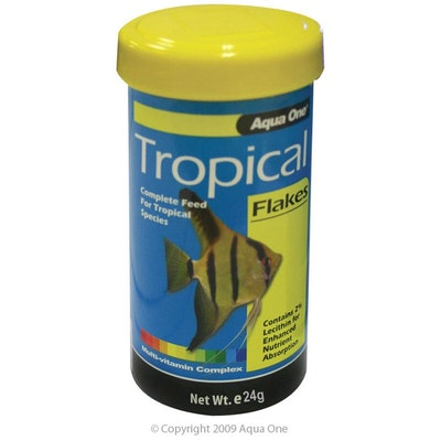 Aqua One AO Tropical Flake 24g