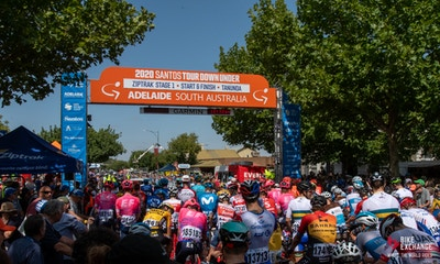 Tour Down Under 2020 - Stage One Recap