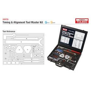 Toledo Timing Tool Kit - Alfa Romeo & Fiat