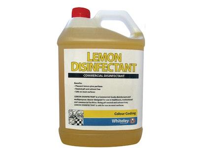 Lemon Disinfectant 5L