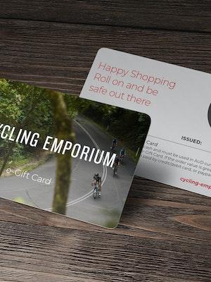 Cycling Emporium e-Gift Card