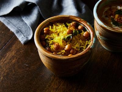 INDU Lemon Rice