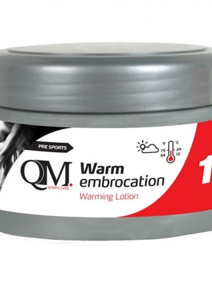 Velopress QM SPORTSCARE Warm Embrocation Cream