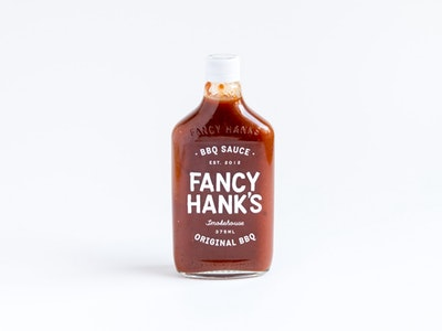 Fancy Hank's Original BBQ Sauce