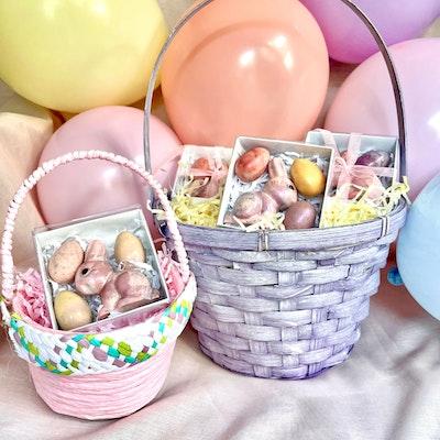 KHRUSTALЁVA Easter chocolate box