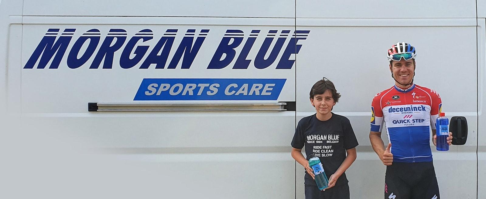 JOIN MRGAN BLUE