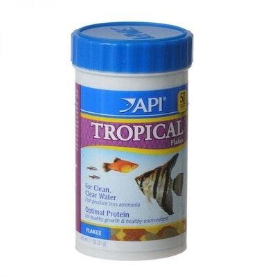 API Tropical Flake Food 31G