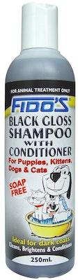 Fidos Black Gloss Shampoo