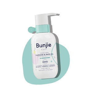 Bunjie Rock-A-Bye / Massage & Bath Oil 165ml
