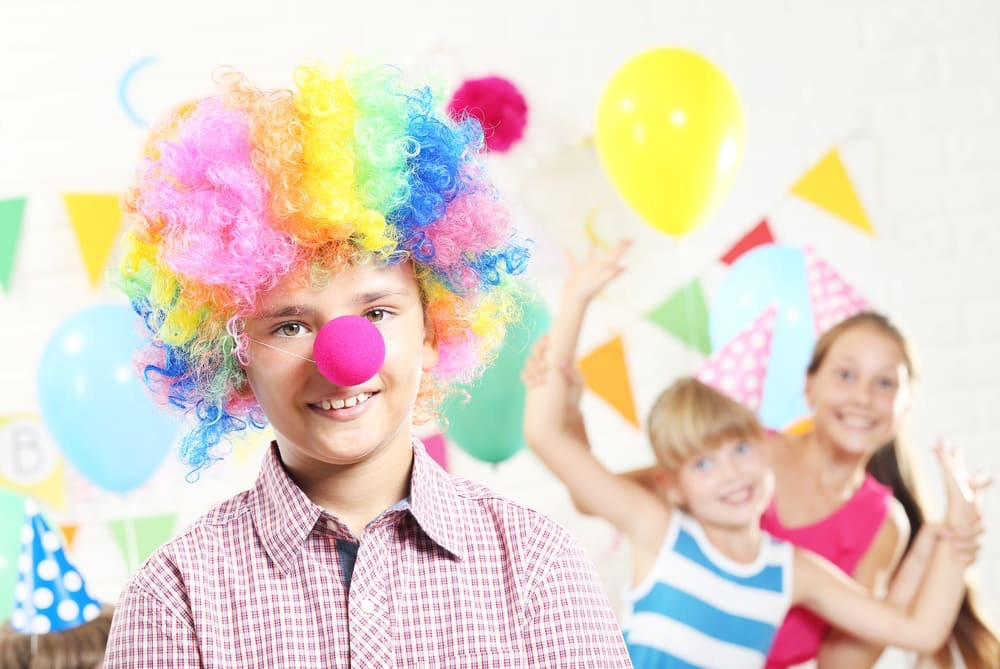 Dein Kindergeburtstag mit Kinderfest Frankfurt - Puppentheater, Kinderschminken, Luftballons, Kinderzauberer & Co.