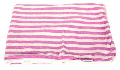 Silly Billyz Baby's First Organic Plum Towel