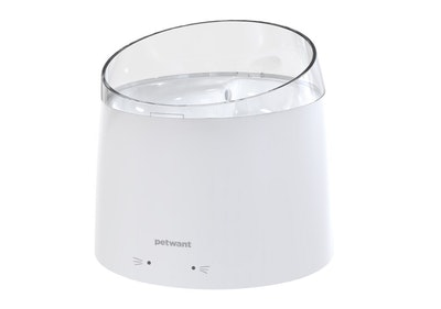 petwant W2-N Automatic Self-Clean Water Fountain 1.5L