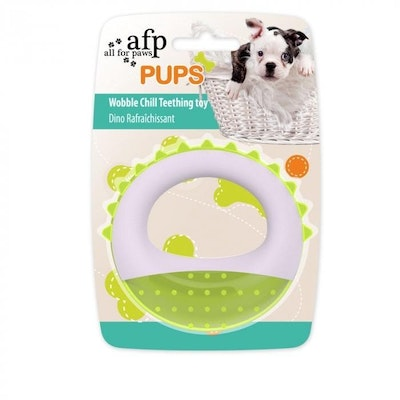 All For Paws Pups Wobble Chill Teething Toy