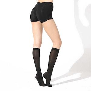 Thin knee socks Class I (15-20 mmhg)