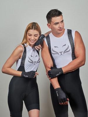 Taba Fashion Sportswear Guante Ciclismo Aero1 Negro - Unisex