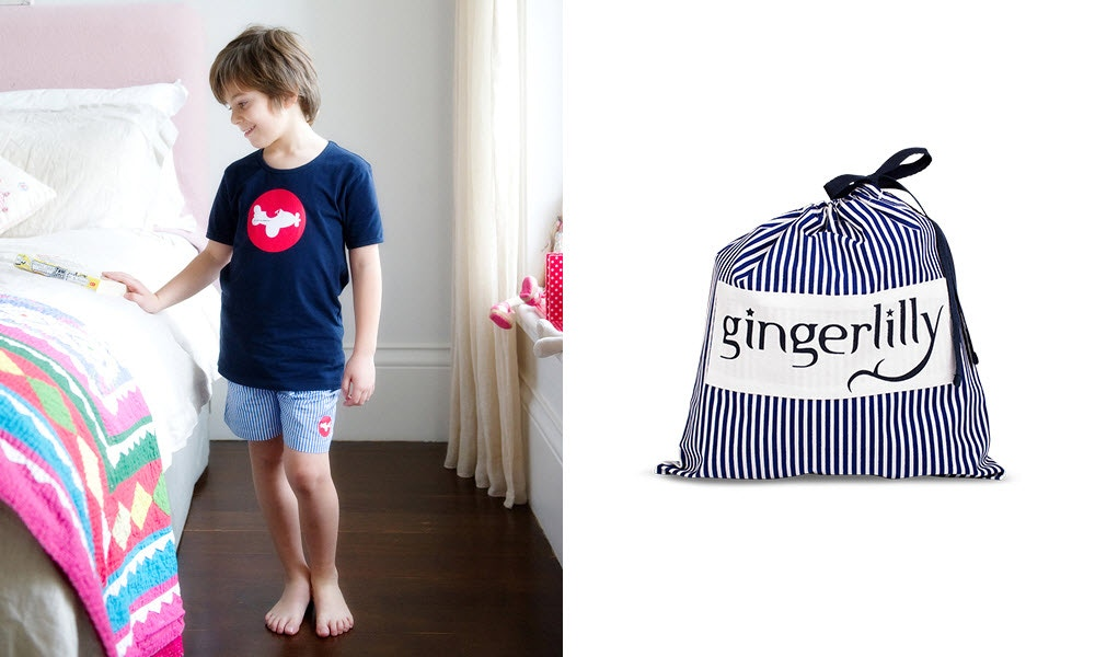 Gingerlilly - Gorgeous Sleepwear for the Whole Family