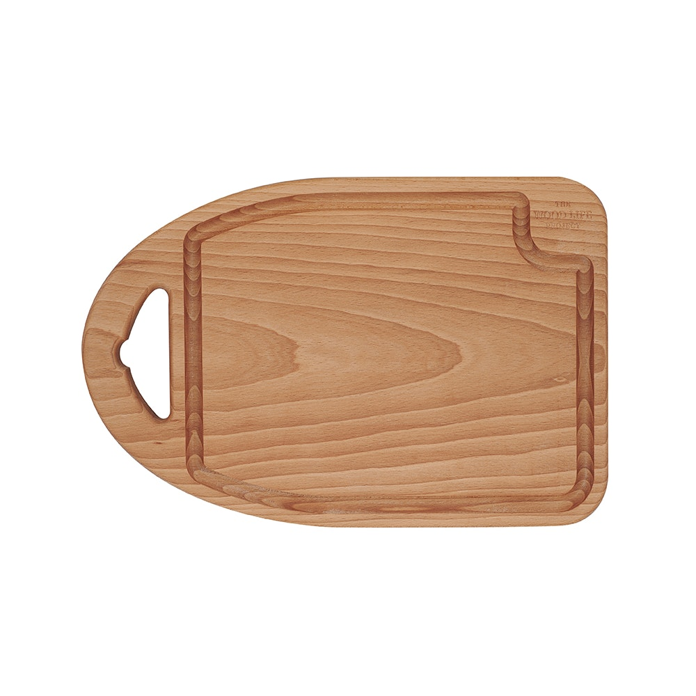 The Wood Life Project Eco-friendly Wooden Chopping Board