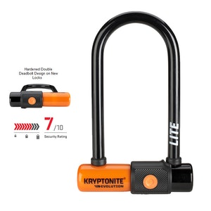 Kryptonite Evolution Lite Mini 6 U-Lock Bike Lock