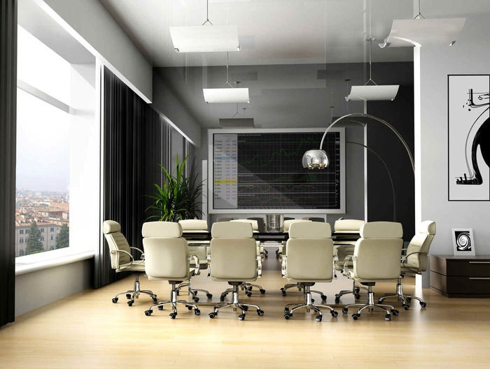 Office Furniture for the Meeting Room