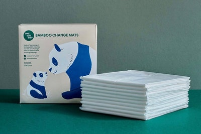 One Eco Step Disposable Baby Change Mats (Biodegradable)